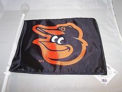 1 Baltimore Orioles MLB Car Flag