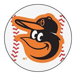 FANMATS 15173 MLB Baltimore Orioles Baseball Mat