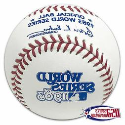 Rawlings 1983 World Series Official MLB Game Baseball Baltim