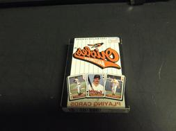 1994 BALTIMORE ORIOLES BICYCLE SPORTS COLLECTION PLAYING CAR