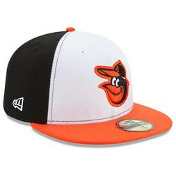 New Era 5950 Youth Baltimore Orioles HOME Fitted Hat  MLB Ca