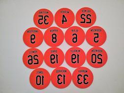 Baltimore Oriole Magnets - Pick A Player - Orioles Legend Ma