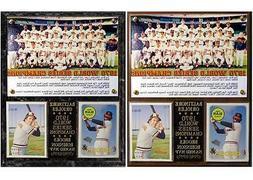 Baltimore Orioles 1970 World Series Champions Photo Card Pla