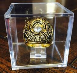 Baltimore Orioles 1970 World Series Championship Ring w/ Dis