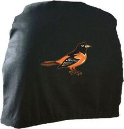 Baltimore Orioles Auto Head Rest Covers 2 Pack  MLB Car Seat