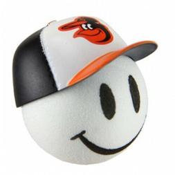 Baltimore Orioles Baseball Cap Head Car Antenna Ball / Deskt