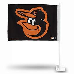 Baltimore Orioles Car Flag