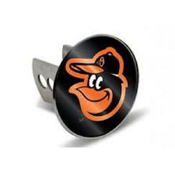 Baltimore Orioles Chrome  Hitch Cover