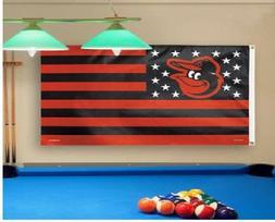 Baltimore Orioles flag New Banner Indoor Outdoor 3x5 feet US