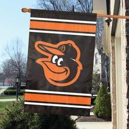 "Baltimore Orioles 28"" x 44"" House Banner Flag"