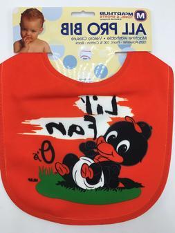 Baltimore Orioles Wincraft Littlest Lil Fan Baby Bib Infant