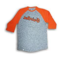 """Baltimore Orioles Men's """"Ripken #8"""" Majestic 3/4's Sleeve Gr"""