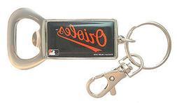 Baltimore Orioles MLB Bottle Opener Key Chain