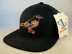 Baltimore Orioles MLB Vintage Snapback Hat Cap Black