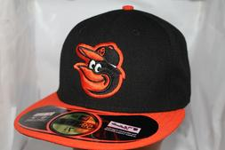 Baltimore Orioles New Era MLB Authentic Collection 59Fifty,H