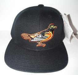 Baltimore Orioles NEW Vintage Snapback Lower Crown Hat NWT L