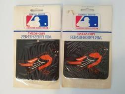 Baltimore Orioles Pro-Scent Air Freshener Bird Vintage Brand