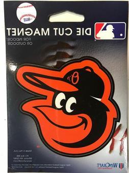 "Baltimore Orioles Small 4"" Car Auto Fridge Indoor Outdoor Di"