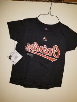 Baltimore Orioles T Shirt 4T MLB Kids