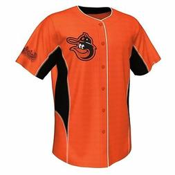 Baltimore Orioles Cooperstown Collection Team Leader Button-