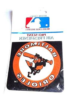 Baltimore Orioles Team Logo Air freshener