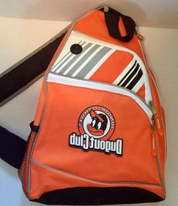 BRAND NEW: BALTIMORE ORIOLES Dugout Club Sling Backpack -- B