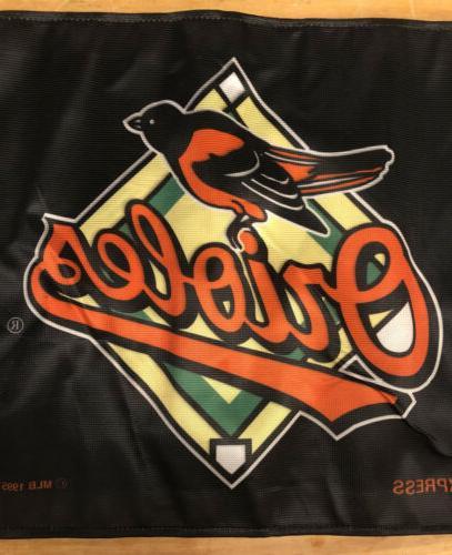 "Baltimore Orioles 15""x20"" Window"