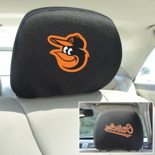 Baltimore 4 Heavy Mats Headrest