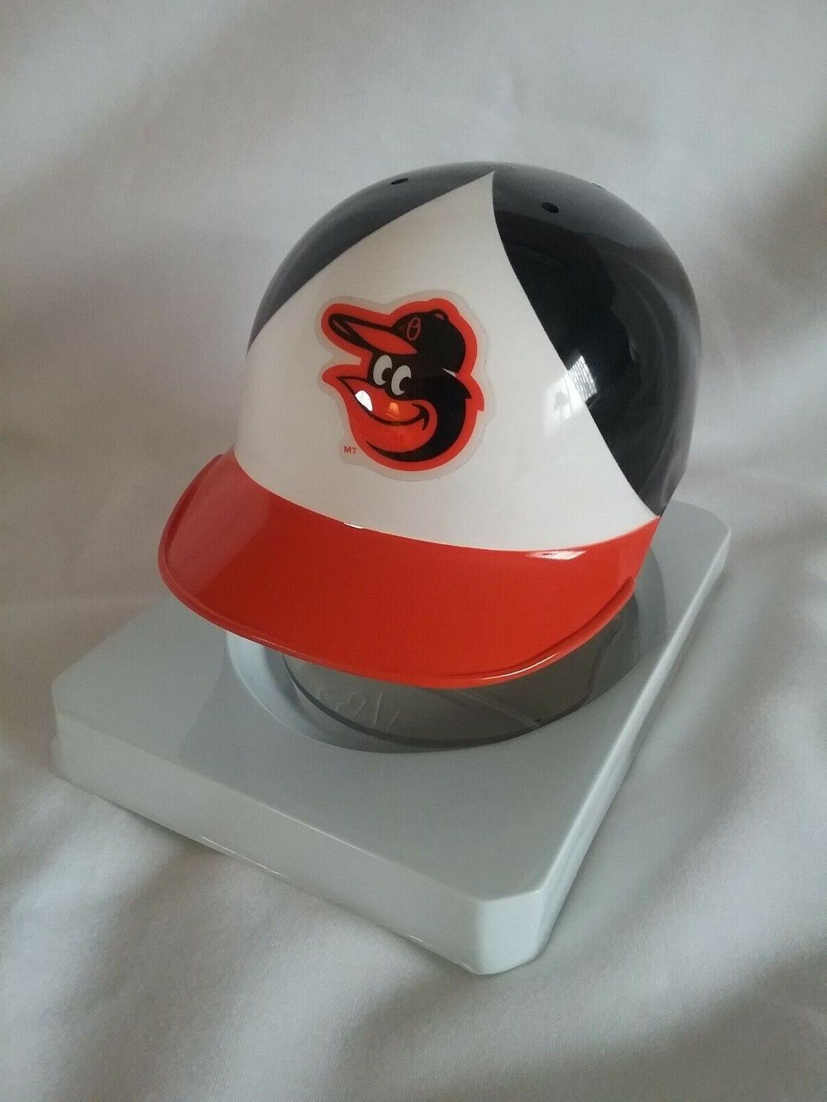 baltimore orioles baseball mini helmet mlb new