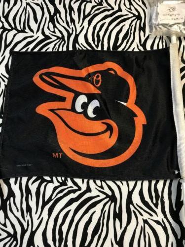 Baltimore Car Window Flag