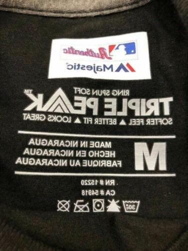 Baltimore Shorts Sleeve Logo Sz Medium