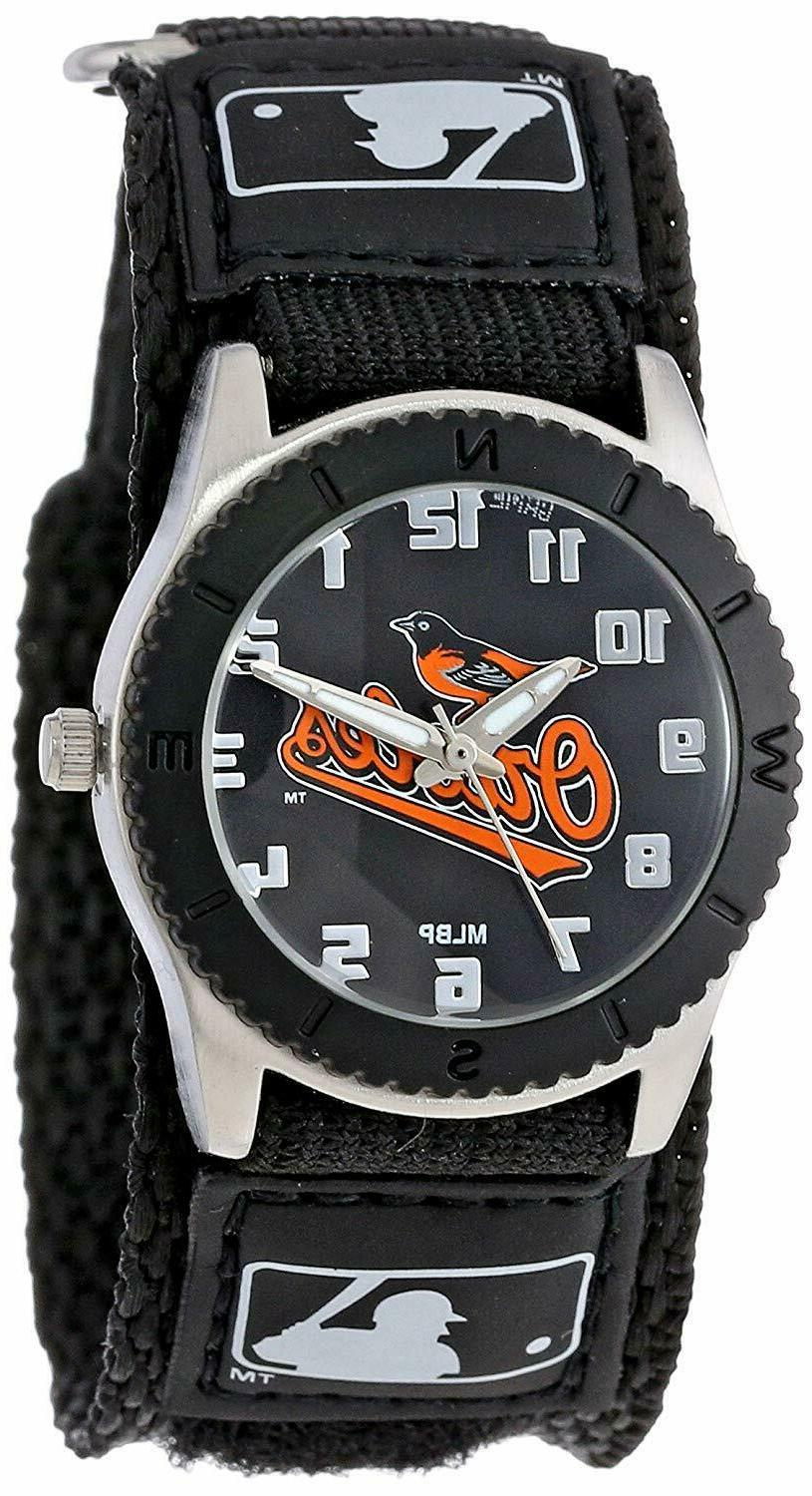 baltimore orioles mlb rookie black youth watch