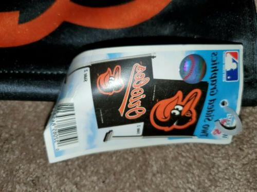 Baltimore Orioles MLB Logo Car Flag