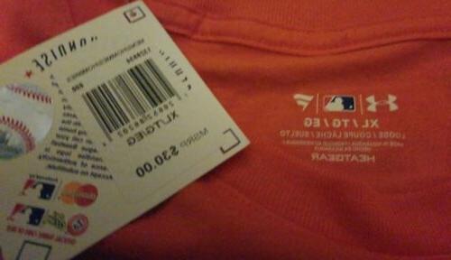 Under Baltimore Orioles T-Shirt Brand New