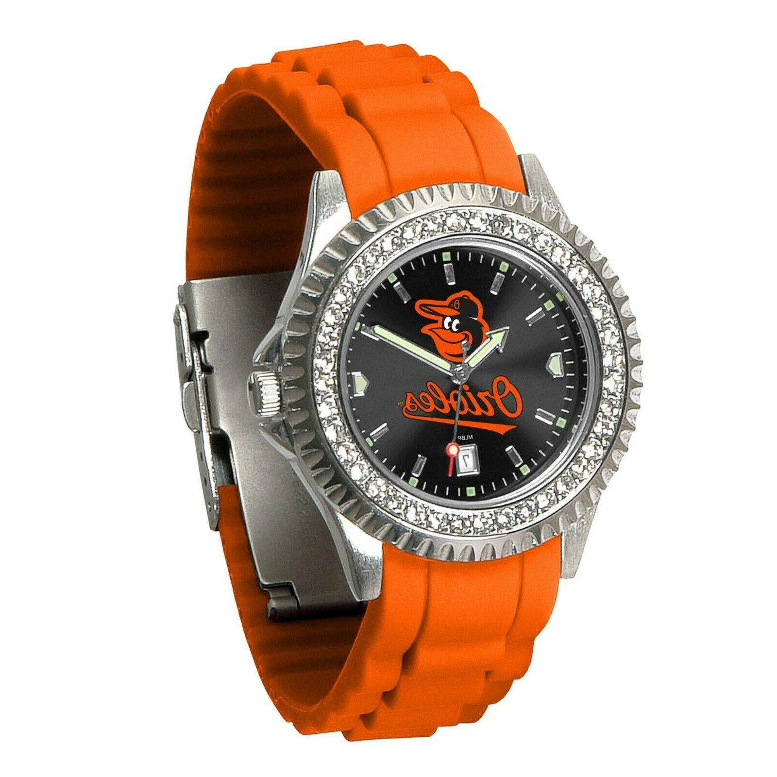 baltimore orioles watch sparkle