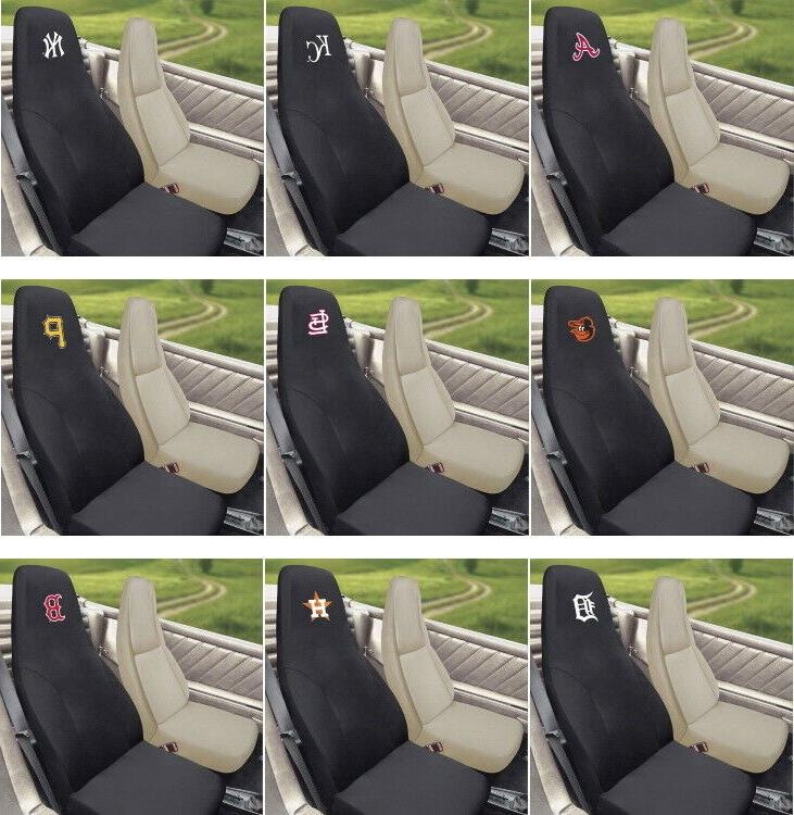 mlb auto seat covers choose your team