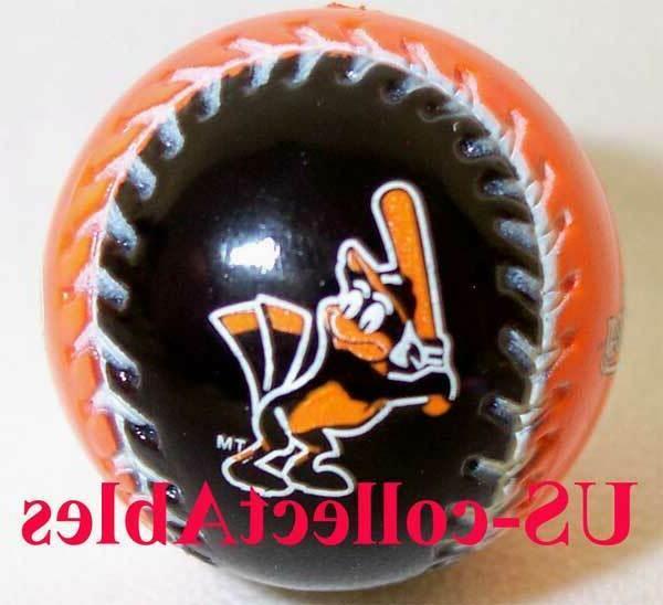 mlb baltimore orioles baseball keychain great sports