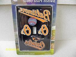 MLB licensed Baltimore Orioles baseball metal single light s