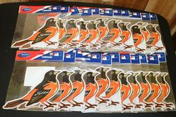 """Lot of 22 ~ Baltimore Orioles ~ Magnets ~ 5"""" x 8"""""""