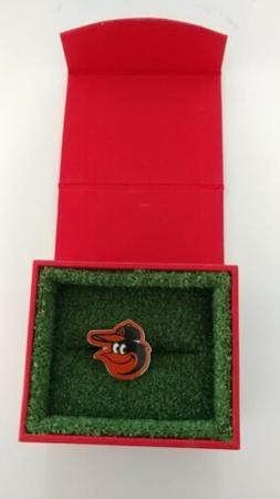 MLB Merchandise Baltimore Orioles Cuff Link  FASHION HAVEN