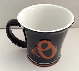 MLB Baltimore ORIOLES 15 oz COFFEE MUG Cup Sculpted Baseball