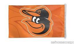 MLB Baltimore Orioles 3' X 5' Flag / Banner - Indoor / Outdo