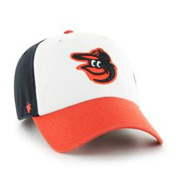 MLB Baltimore Orioles '47 Brand Clean Up Home Style Adjustab