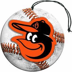 Team ProMark MLB Baltimore Orioles Air Freshener 3-Pack 2-4