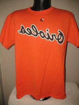 MLB Baltimore Orioles Cal Ripken #8 Jersey  T-Shirt Men size