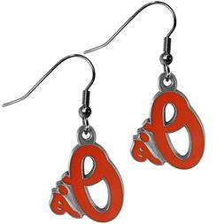 MLB Baltimore Orioles Dangle Earrings