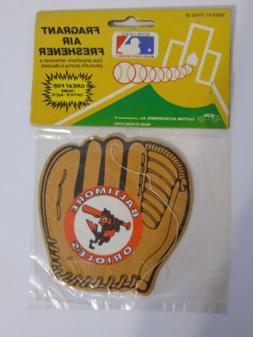 MLB Baltimore Orioles Fragrant Air Freshener Baseball Glove
