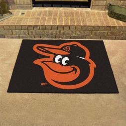 MLB Baltimore Orioles Cartoon Bird All-Star Doormat