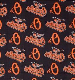 NEW MLB Baltimore Orioles Baseball Sports Valance Curtain