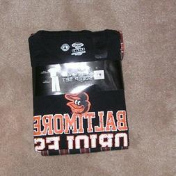 NEW MLB Baltimore Orioles Pant Sleepwear Pajama Set Men S Sm